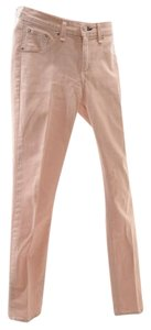 Rag & Bone & 5 Pocket Capri Straight Pants Pink