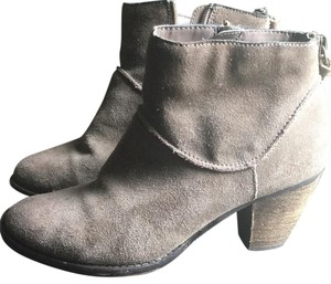 Steve Madden Bootie Suede Casual Brown Boots