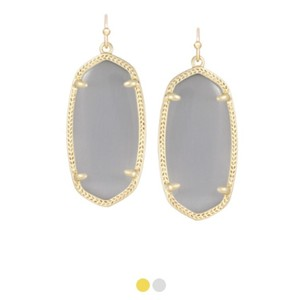 Kendra Scott Elle Slate Earrings