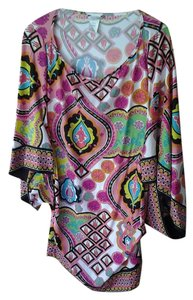 Trina Turk short dress Multi-Color Palm Springs New on Tradesy