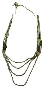 Lucky Brand Bold Multi Chain Necklace #3448