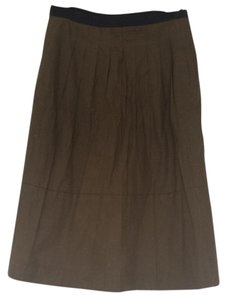 Madewell Skirt Green