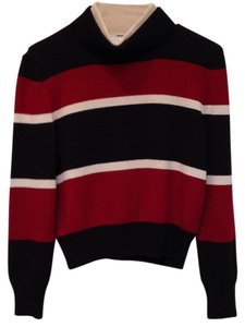 St. John Wool Longsleeve Sweater