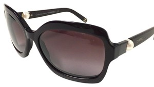 Chanel Burgundy Perle Collection Women's Sunglasses with CHANEL case