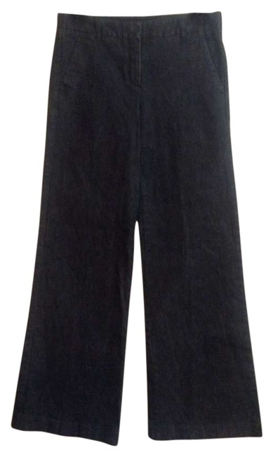Preload https://item3.tradesy.com/images/theory-black-6-trouserwide-leg-jeans-size-30-6-m-193742-0-0.jpg?width=400&height=650