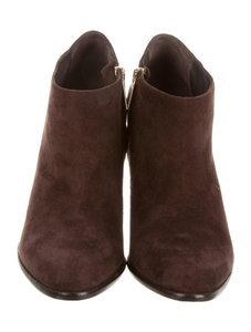 Elizabeth and James New Ankle Boot Brown chocolate Leather Boots