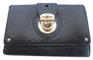 Lovcat Lovcat Black Leather Wallet