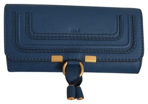 Chloé Marcie Long Flap Wallet