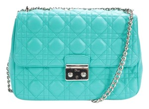 Dior Promenade Miss Cannage Quilted Cross Body Bag