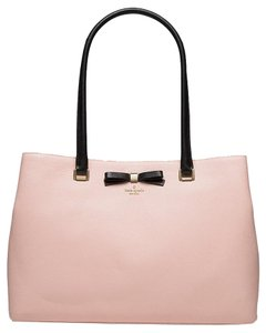 Kate Spade Leather Maryanne New With Tags Pink Black Shoulder Bag