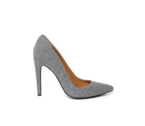 Jaggar Grey Pumps
