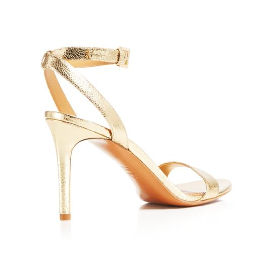 Tory Burch Gold Sandals Image 4
