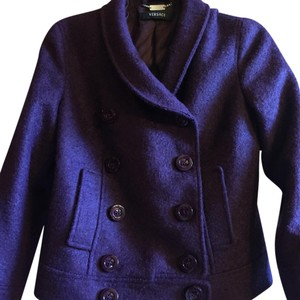 Versace Purple Blazer