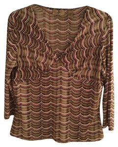 Macy's Longsleeve Top Multi