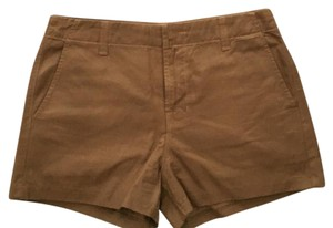 J Brand Dress Shorts Light Brown