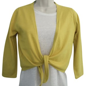 Boden Coton Silk Shrug Sweater Cardigan