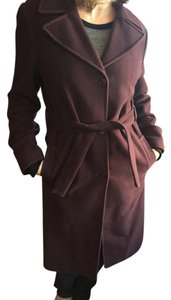 United Colors of Benetton Wool Winter Trench Coat