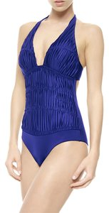 La Perla La Perla Thar Electric Blue 1 Piece Size 46
