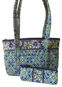 Vera Bradley Retired Floral Shoulder Bag