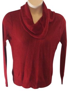 John Paul Richard Plus Size Cotton Cowl Sweater