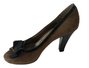 Söfft Bows Black Brown w/Black Pumps