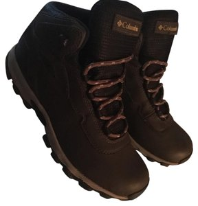 Columbia Sportswear Company Brown Boots