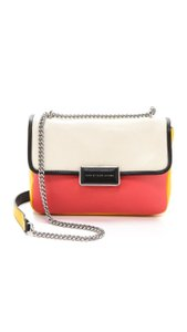 Marc by Marc Jacobs Rebel 24 Colorblock Cross Body Bag