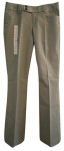 Banana Republic Flare Pants tan