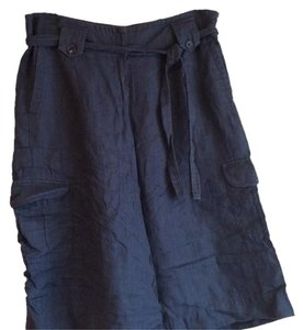 Halogen Cargo Shorts Blue