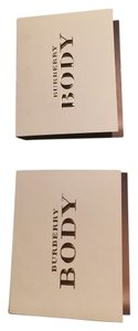 Burberry 2 Burberry Body Eau de Parfum mini spray vials 2 ml each