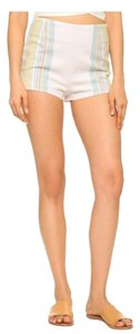Free People Newman Ob 473286 Mini/Short Shorts ivory Combo
