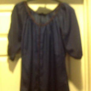 Express Brand New With Tags Top Navy blue