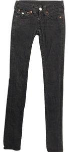 True Religion Skinny Sexy Iconic Extra Long Skinny Jeans-Dark Rinse