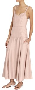 Blush nude pink Maxi Dress by Rag & Bone
