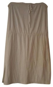 Merona Merona Sleeveless cover up dress
