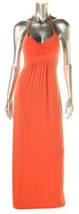 Orange Maxi Dress by Tart