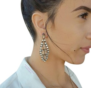 Adornments Crystal Earrings