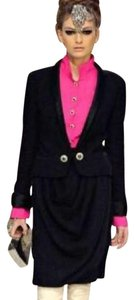 Chanel Black/Rose Blazer