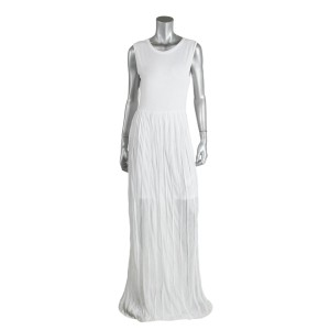 White Maxi Dress by French Connection