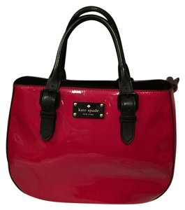 Kate Spade Tote in Red and Black