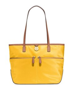 Michael Kors Tote in Sunflower Gold