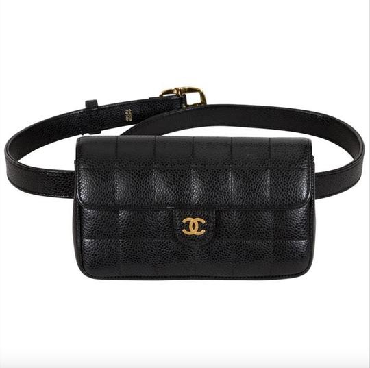 Chanel Fanny Pack Vintage Rare Limited Edition Limited Edition Cross Body Bag Image 2