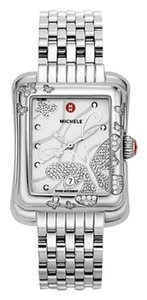 Michele Nwt Michele Extreme butterfly diamond watch $2000