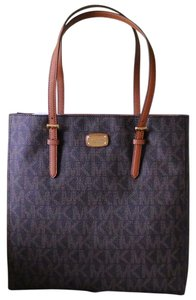 Michael Kors Tote in Luggage Brown