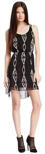 Romeo & Juliet Couture short dress Ikat Printed Above Knee on Tradesy