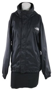 The North Face Black Hooded Coat