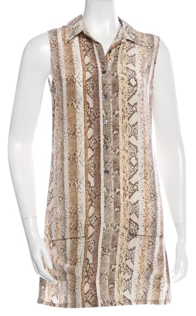 Preload https://img-static.tradesy.com/item/19379637/equipment-snakeskin-silk-above-knee-short-casual-dress-size-2-xs-0-1-650-650.jpg