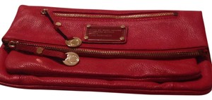 Marc by Marc Jacobs Red Clutch