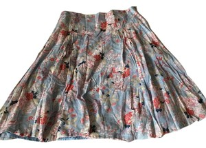 American Eagle Outfitters Skirt Floral