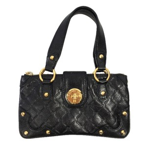 MICHAEL Michael Kors Quilted Gold Hardware Leather Fall Winter Shoulder Bag